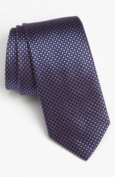 BOSS HUGO BOSS Woven Silk Tie available at #Nordstrom $120
