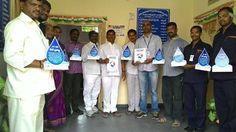 Manikonda Gram Sarpanch and Ward Members endorsed for Walk for Water and took a pledge to save water as thier concern to the social cause and for betterment of society. Thanks to you all for the group pledge and joining the blue revolution club. Walk for water is a social awareness campaign to save water and restore ecological balance. Join this noble cause. We have already joined what about you ??, when are you joining? THE BIGGEST WALKATHON – 2016