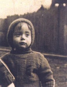 Edward Hutman was only 4 when he was sadly murdered during the Holocaust in 1941.