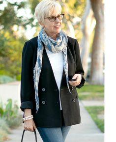 97cb4daf985c Une Femme D'Un Certain Age - Fabulous Fashion Bloggers Over 50 - Photos  Stitch