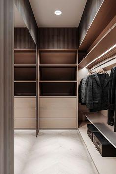 Walk In Closet Design, Bedroom Closet Design, Master Bedroom Closet, Wardrobe Design, Closet Designs, Home Room Design, Home Interior Design, House Design, Closet Vanity