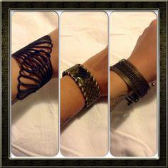 "Selling this ""Set of 3 Bracelets"" in my Poshmark closet! My username is: melissanbravo. #shopmycloset #poshmark #fashion #shopping #style #forsale #Jewelry"