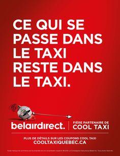 #cooltaxi #belairdirect #cpcdit