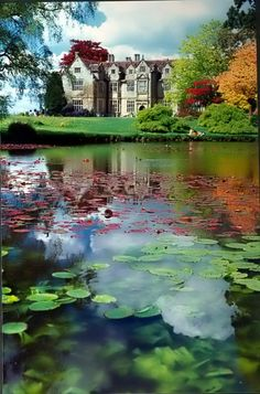 Wakehurst Place, Crawley, West Sussex, England