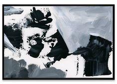 'Altisimo' Framed Canvas