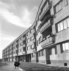 Warszawa Siemaszki - osiedle Na Kole 1953