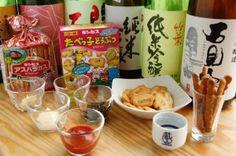 【NEWS】「日本酒とお菓子のマリアージュ」の新提案!日本酒飲み比べ専門店で「たべっ子どうぶつ」を期間限定で無料提供!