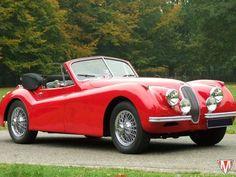 Jaguar/Daimler XK 120 DHC (1953-1954)