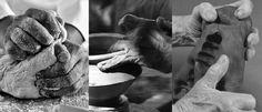 Le boulanger, le potier et le sculpteur, ou l'art de mettre la main à la pâte