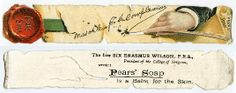 Pear's Soap -1890