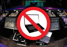 Club bans laptop DJs, but is the booth the real issue? - http://djworx.com/club-bans-laptop-djs/