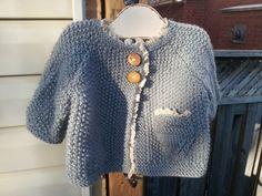 Vintage Inspired Sweater Coat by LouisaVintageShop on Etsy