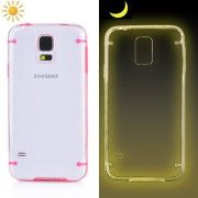 TOP-Shop | Ein Angebot von Comebuy Online Shop Transparent PC + TPU Luminous In Dark Fall-Abdeckung für Samsung-Galaxie-S5…Ihr QuickBerater