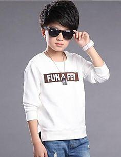 Menino+de+Camiseta+/+Conjunto+Inverno+/+Primavera+/+Outono+A...+–+USD+$+18.99