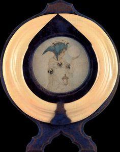 Gustave Adolphe  Mossa. La Luna.