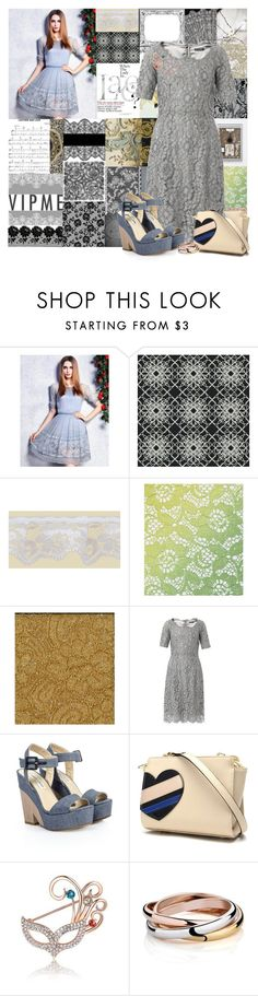 """""""I'll Be Your Princess, You Be My Prince"""" by cheyenne-muter ❤ liked on Polyvore featuring Giro, City Streets, Dolce&Gabbana, Jimmy Choo, Spring, lace, grey and vipme"""