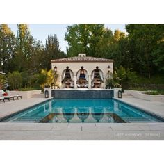kris and bruce jenner's house Jenner house featuring polyvore