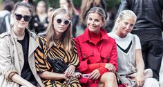Den bästa (och chicaste) streetstylen på modeveckan