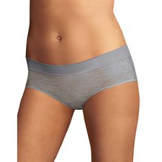 Maidenform Smooth Women's Morning Fog Luxe Hipster