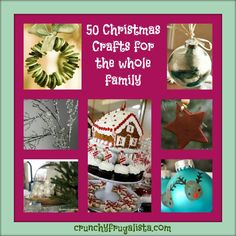 50 Christmas crafts