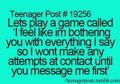 This is how I feel about a lot of my friends Hahaaha I don't want to annoy anybody