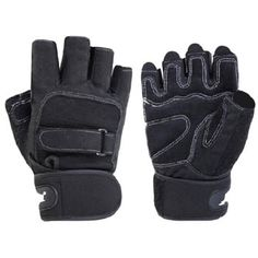 Knowledgeable Professional Sports Gloves Gym Fitness Weightlifting Gloves Dumbbell Barbell Training Wrist Hand Grip Weight Lifting Equipment Fitness Gloves Sports & Entertainment