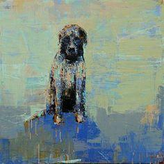 ...Rebecca Kinkead, Black Dog No. 9
