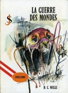 La guerre des mondes  H. G. Wells