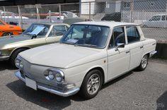 1966 Hino Contessa 1300 S