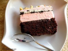 Full Scoops: Ice Cream Cake Recipe