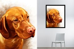 A Painting Portrait of a pet dog in your house shows how much you love pets. Done by our professional Artists👆 Photo to art Starting at just 450/- For orders visit www.doozypics.com For Quicker response reach us @ whats app: 7799779935 Photo To Art, Photo Restoration, Photo Retouching, Love Pet, Online Gifts, Caricature, Online Art, Pop Art, Photo Gifts