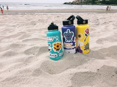 Vinyl Decals for Water Bottles . Vinyl Decals for Water Bottles . Waterproof Stickers for Water Bottles Laptop Decals Hydro Flask Water Bottle, Cute Water Bottles, Beach Friends, Summer Aesthetic, Drinking Water, Vinyl Decals, Vsco, At Least, Summer Vibes
