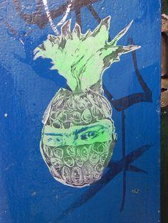 una anana : un dibujo de una anana | ahorayya2