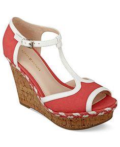 Veanna Platform Wedge Sandals