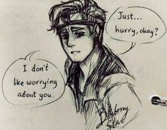 I don't like worrying about you by Blueberrystar