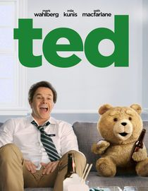 Ted (Comedy) - Family Guy creator Seth MacFarlane tells the story of John Bennett (Mark Wahlberg), a grown man who must deal with the cherished teddy bear who came to life as the result of a childhood wish. and has refused to leave his side ever since. Seth Macfarlane, Funny Movies, Great Movies, New Movies, Movies Online, Funniest Movies, Watch Movies, Movies Free, Latest Movies