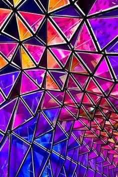 geometrics and colors