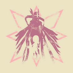 Angewomon, Crest of Light, #Digimon