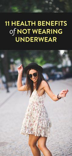 11 Health Benefits Of Not Wearing Underwear  .ambassador