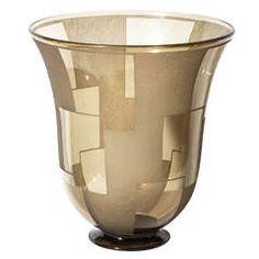 Daum Art Deco Vase