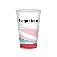 """16 Oz Custom Imprinted Tall Heavy Duty Paper Hot Cups: Available Color: White. Product Size: Top 3.52"""" x 5.10"""" H x Bottom 2.22"""". Imprint Area: 7.00"""" W x 4.33"""" H. Imprint Method: 4-Color Process. Box Weight: 17 lbs. Packaging: 500 pcs. Material: Heavy Duty Paperboard with Poly Coated One Side. #TallHeavyDutyPaperCups #customdrinkware  #promotionalproduct #customproduct  #customdisposablecups"""