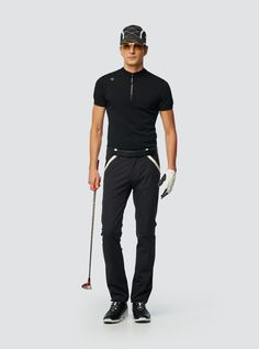 デサントゴルフ 17SS | メンズゴルフウェア | ループガーメント ショートスリーブシャツ