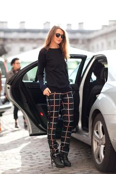Street Style Trend Report: Statement Pants
