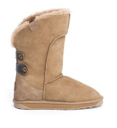 WANT - Emu Alba sheepskin boots for my cold little toes!