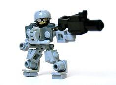 lego mini mech suit - Google Search
