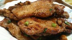 香煎豬肉排