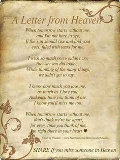 I miss you mom poems 2016 mom in heaven poems from daughter son on mothers day.Mommy heaven poems for kids who miss their mommy badly sayings quotes wishes. Missing Someone In Heaven, Missing Someone Who Passed Away, Sister In Heaven, Fathers Day In Heaven, Letter From Heaven, Miss You Mom, Tu Me Manques, Holy Mary, First Love