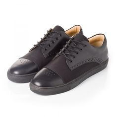 http://gramshoes.com/shoes/430g/430g-black-leather-black-nylon