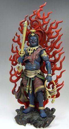 Japanese Buddhism, Chinese Mythology, Arte Tribal, Japanese Folklore, Japanese Tattoo Art, Tibetan Art, Political Art, Thai Art, Taoism