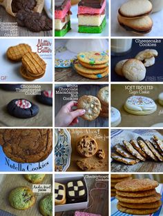 A gluten-free cookie round-up of the best gluten-free cookies for the best gluten-free Christmas!